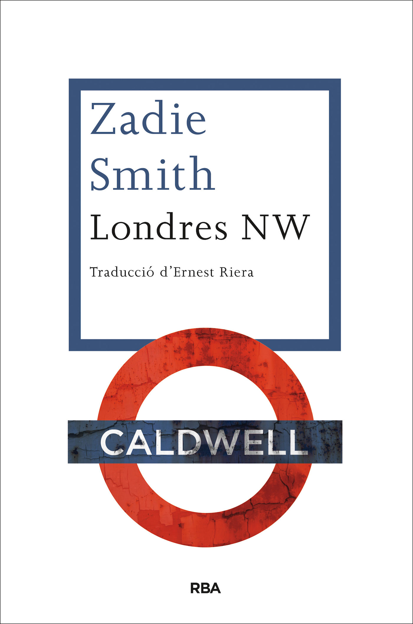 Londres NW - Zadie Smith