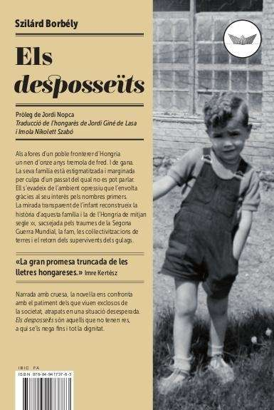 Els desposseïts - Szilárd Borbély